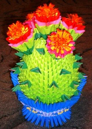 объемное оригами схемы
