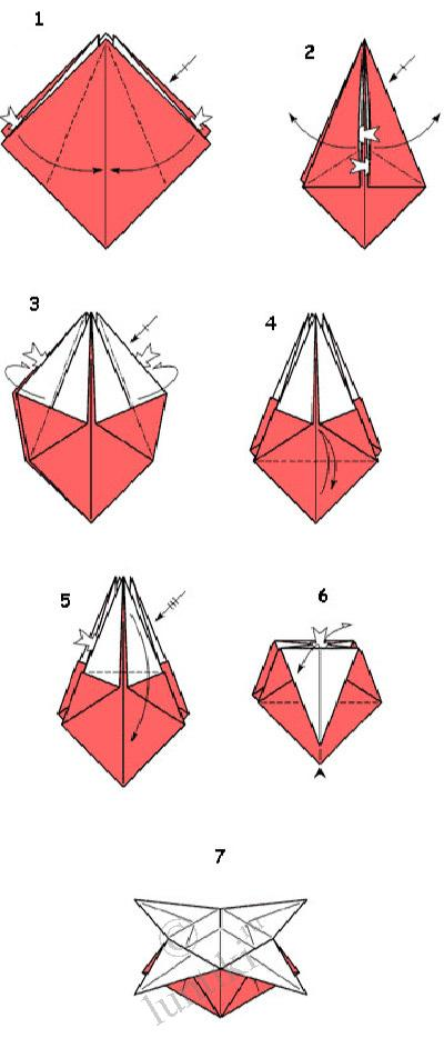 Салфетки крючком: схемы с описанием для
